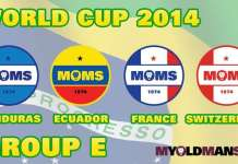 world cup group e preview