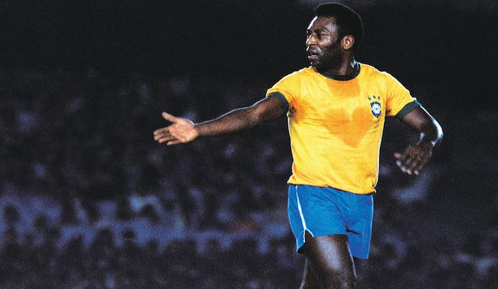 an introduction to the life of edson arantes do nascimento aka pele Pelé: the ultimate number 10 his name is edson arantes do nascimento charting the life of a man who scored 1,281 professional goals and picked up three.