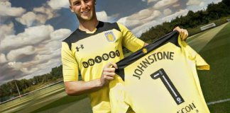 Sam Johnstone number 1