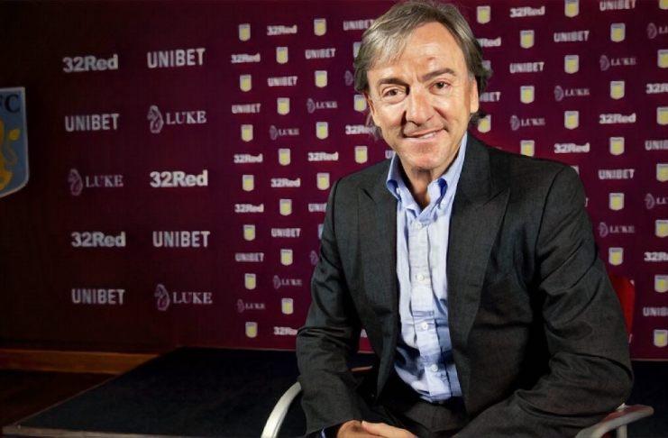Suso García Pitarch Sporting Director Villa