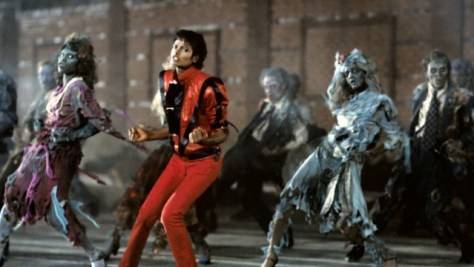 michael jackson thriller video