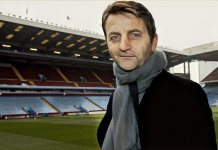 Tim Sherwood talks Villa