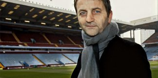 Tim Sherwood Interview Aston Villa