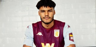 Tyrone Mings signs for Aston Villa