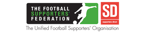 The Unified Football Supporters' Organisation badge TUFSO