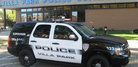 villa park police