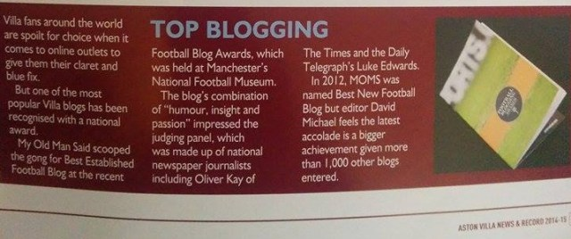 best football blog
