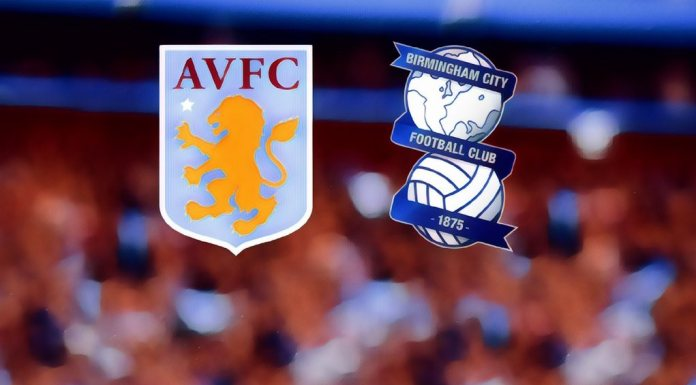 aston villa birmingham city derby badges