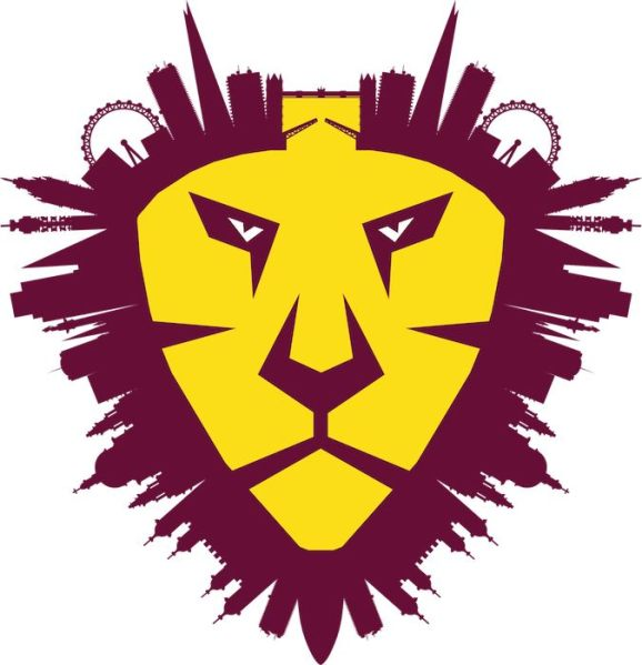 aston villa london lions logo