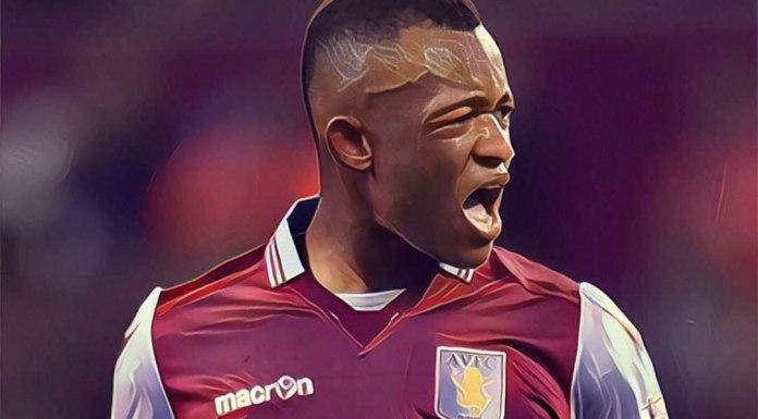 Jordan Ayew Aston Villa