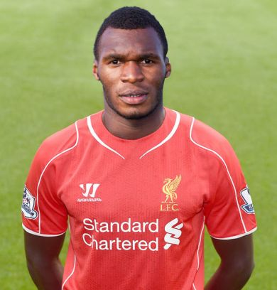 christian benteke liverpool shirt mock