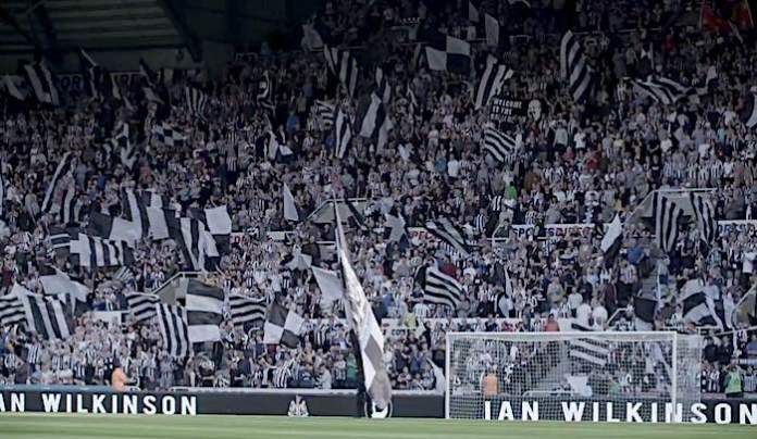 Gallowgate Flags Newcastle