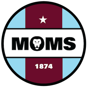MOMS badge logo My Old Man Said 300