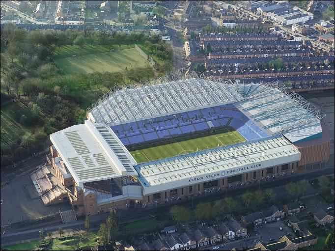 Villa Park Expansion Plans