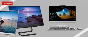 Lenovo Desktops AIO