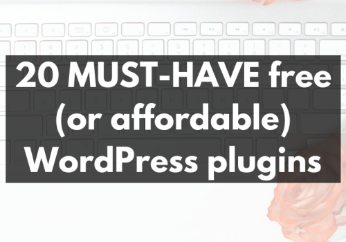 20 best free Wordpress plugins for your blog