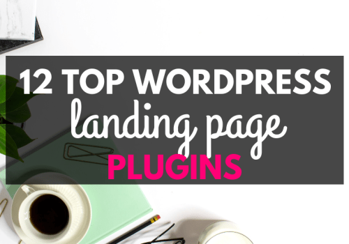 Top wordpress landing page plugins paid and free