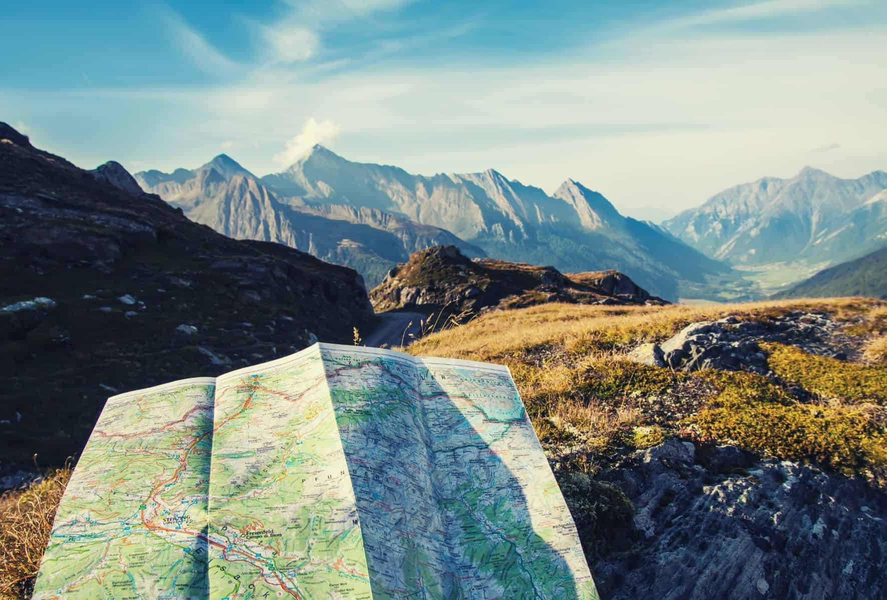 Navigation Training Topographic Map Symbols And Colors