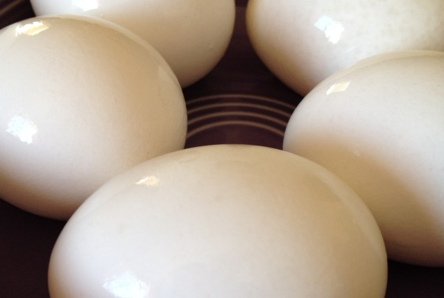 Spring Egg Traditions - including perfect hard boiled eggs | via MyOtherMoreExcitingSelf.wordpress.com
