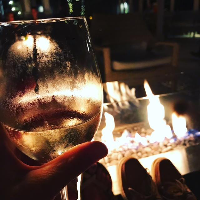 Turkey and Wine in Napa | via MyOtherMyExcitingSelf.com
