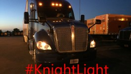 #KnightLight Viral Campaign Shows Solidarity Following Workplace Shooting