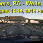 [Video] Aspers, PA to Wells, ME 9-15-2016 (Part 2)