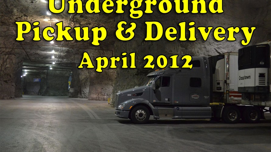 Underground Pickup and Delivery