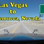 Las Vegas to Winnemucca, Nevada [Video]