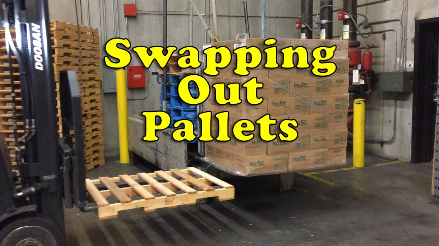 Swapping Pallets
