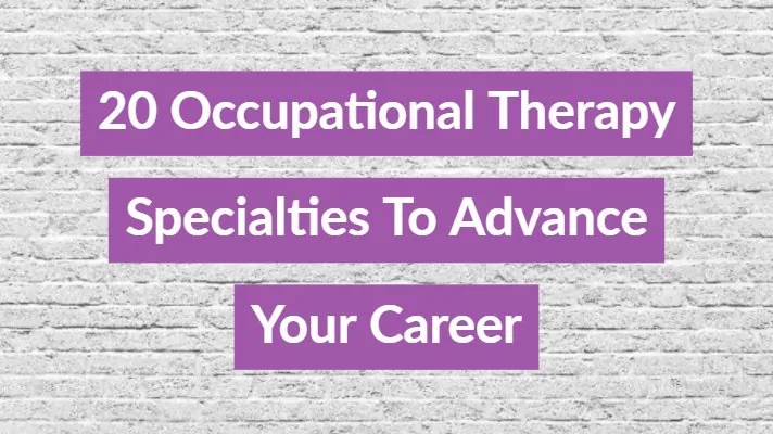 occupational-therapy-specialties