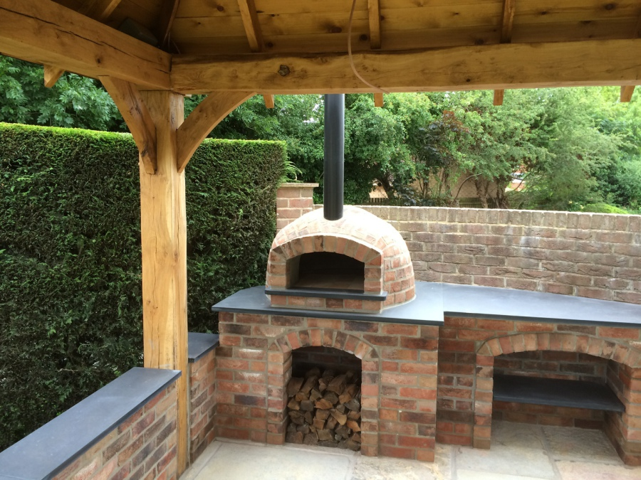Pizza Ovens | My Outdoor Kitchens on Outdoor Patio With Pizza Oven  id=89052