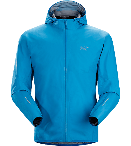 Norvan Jacket Adriatic Blue