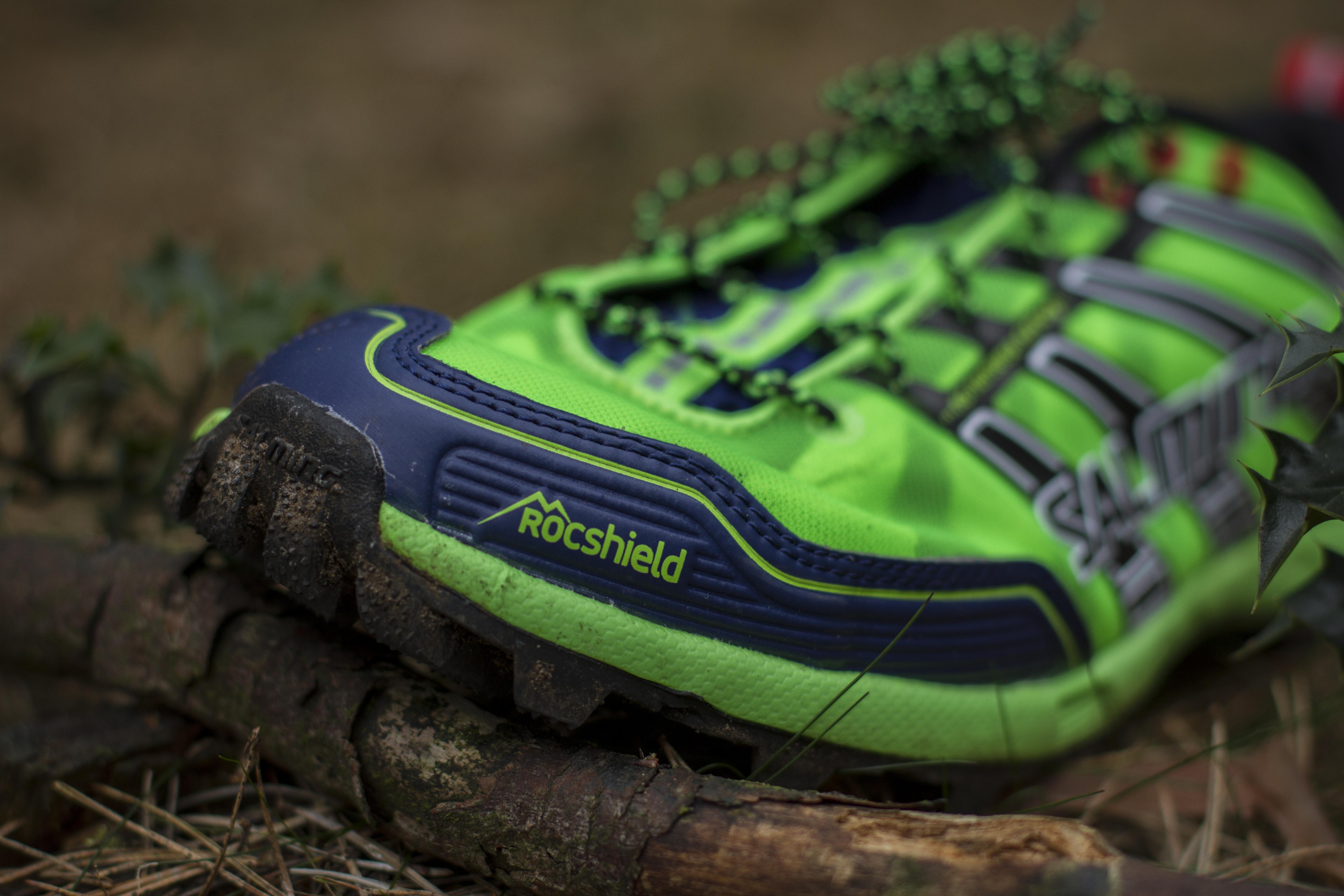 Salming Element Shoe Rocshield