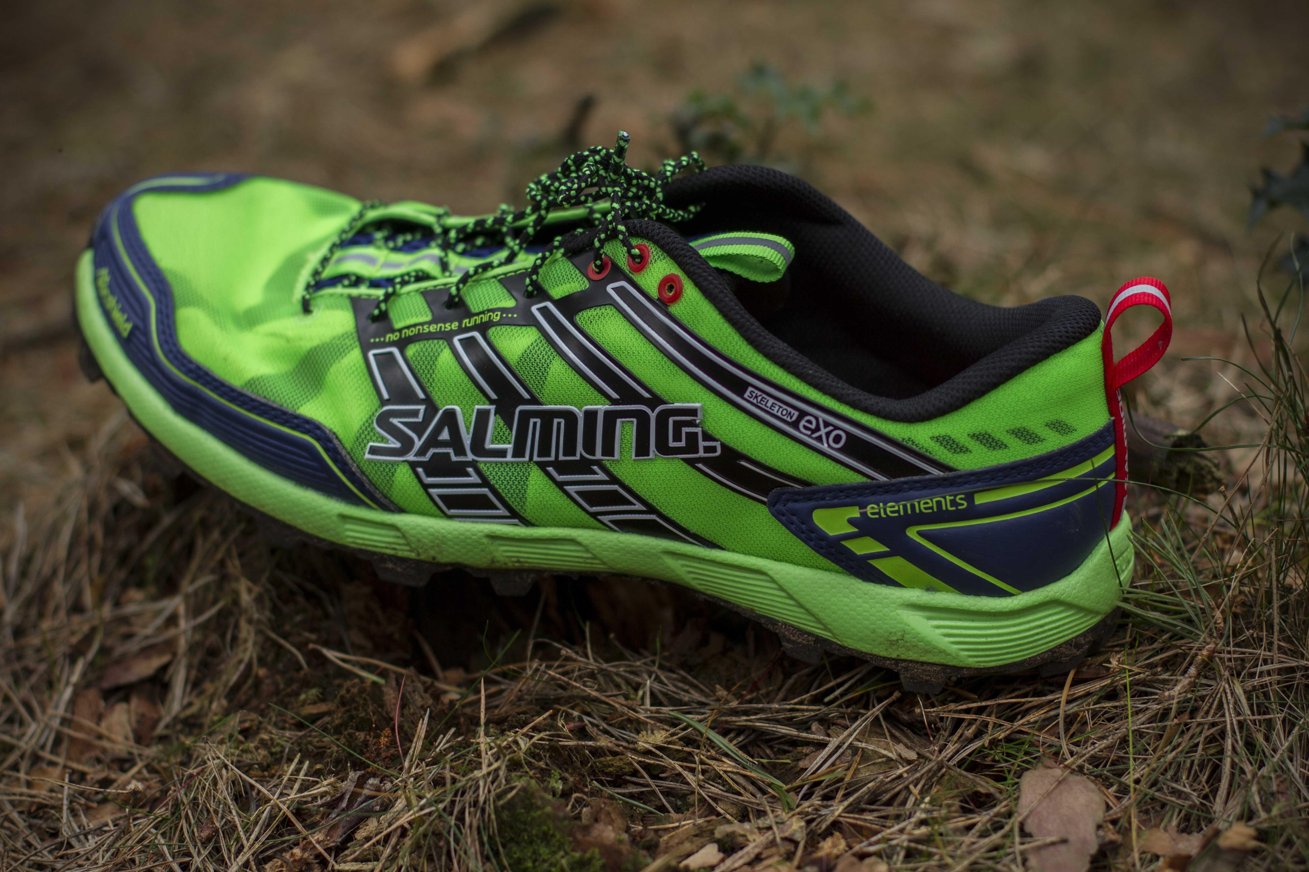 Salming Element Shoe side