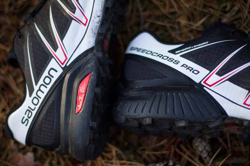 Speedcross 3 Heel and tread