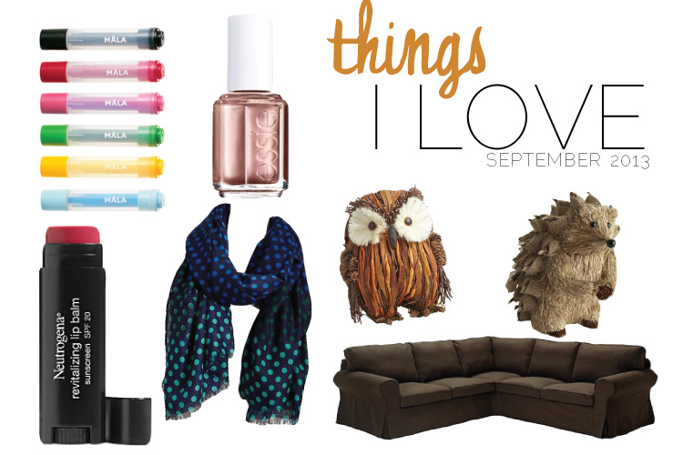 things-i-love-sept-2013