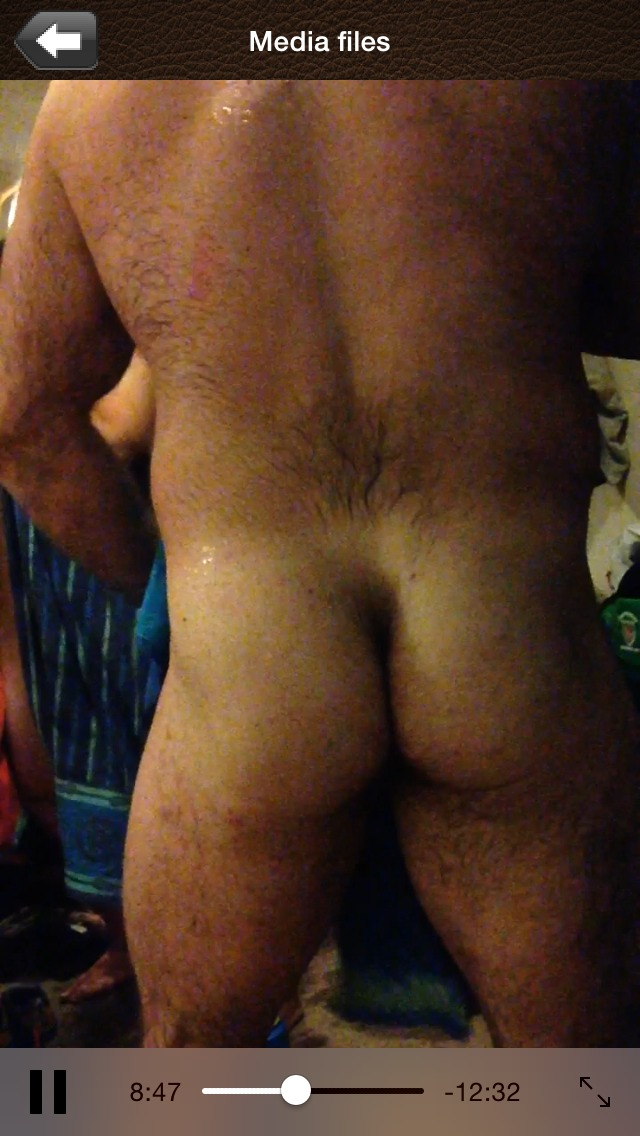 Rugby team naked after showers (1)