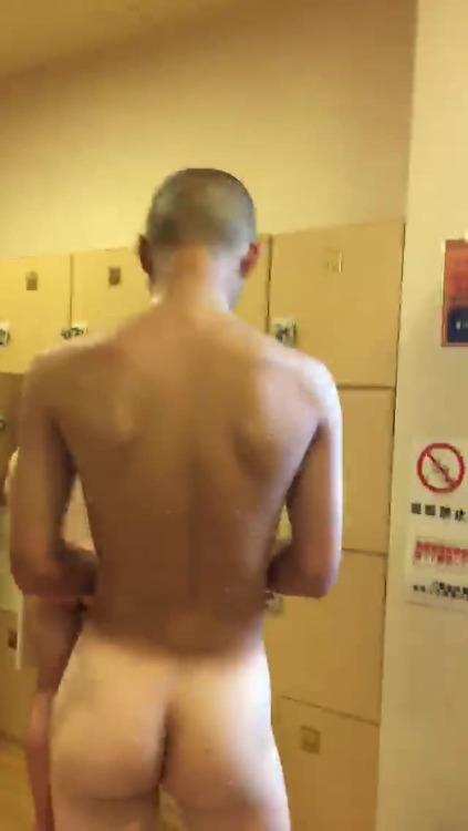 japanese guy naked