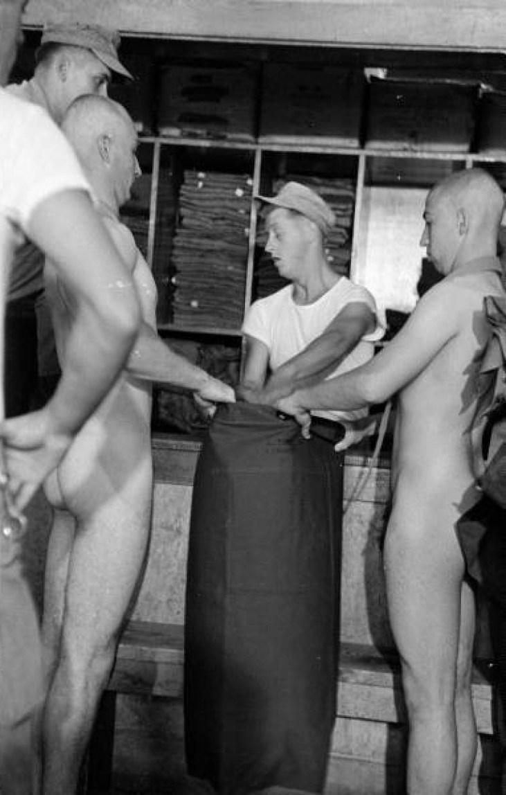 Vintage medical inspection