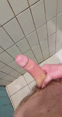 hung-in-showers
