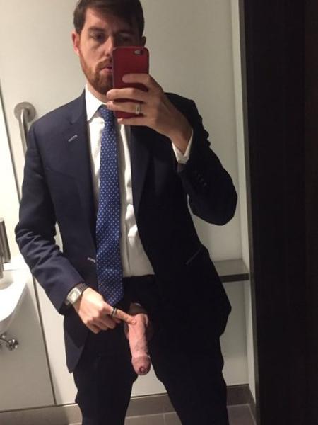 flashing-huge-cock-at-work--toilet