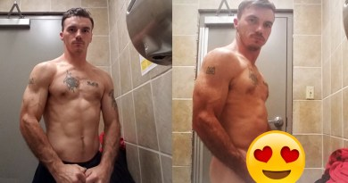 hunky-guy-showing-off