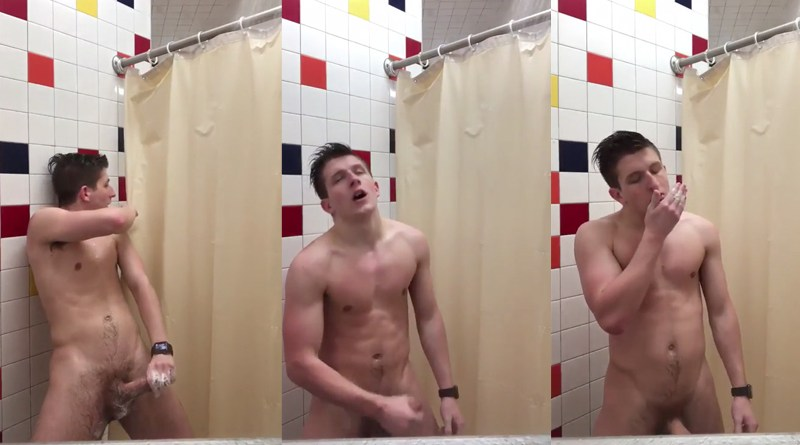 young-lad-wanking-in-showers