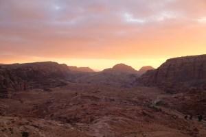 Petra view