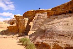 Um Fruth rock bridge