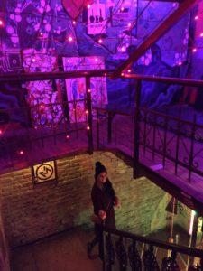 Szimpla Kert ruine bar Budapest