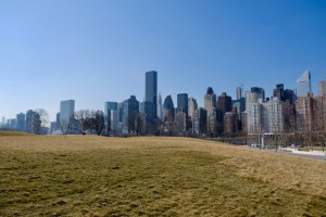 View Skyline New York