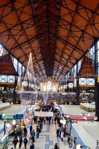 marché central de Budapest