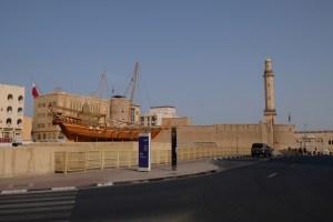 le fort d'Al Fahidi