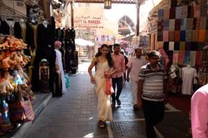 Le quartier de Bur Dubai
